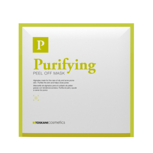 Purifying Peel Off Mask 30gr Toskani